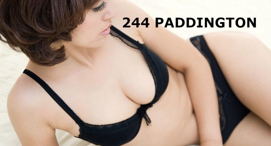 244 Paddington Banner Ad
